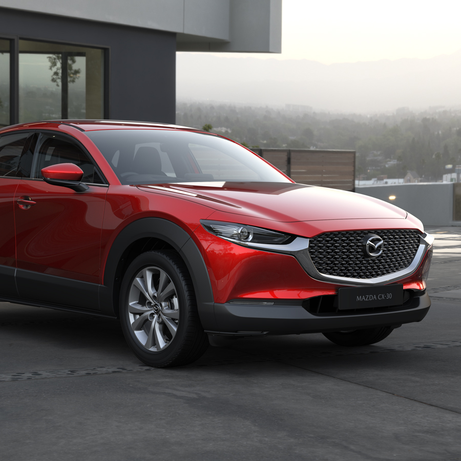 Mazda CX-3 Overview